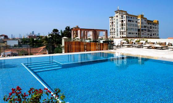 """El Bastión Luxury de Cartagena, elegido el """"mejor hotel romántico"""" del mundo"""