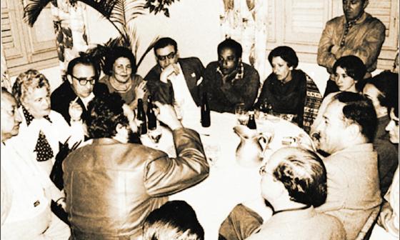 La tensa relación entre Castro y los intelectuales