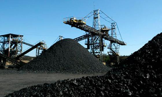 El año cerró con una producción de 80,35 millones de toneladas de carbón.