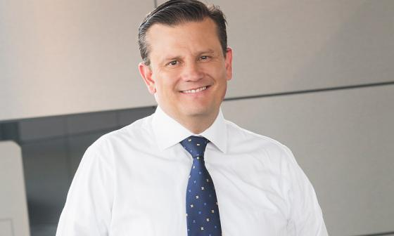 Héctor Corredor, director general Mercedes-Benz.