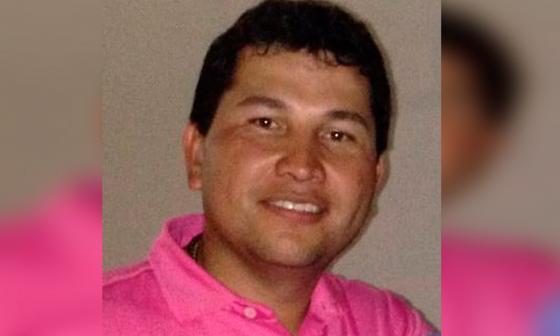 Juan David Acosta Restrepo, hijo del exministro Amylkar Acosta.