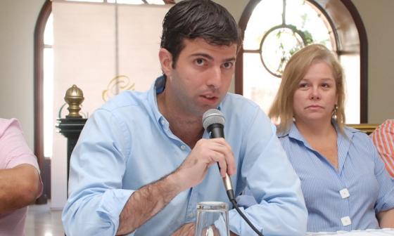 Daniel Noguera De la Espriella, nuevo director de los Juegos Centroamericanos y del Caribe Barranquilla-2018.