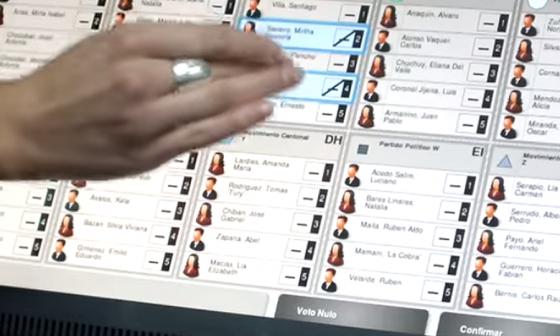 Reducir el umbral y el voto electrónico, propuestas de minoritarios
