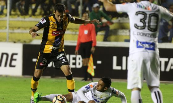Con Vladimir y Copete en la titular, Santos avanza a octavos en la Copa Libertadores