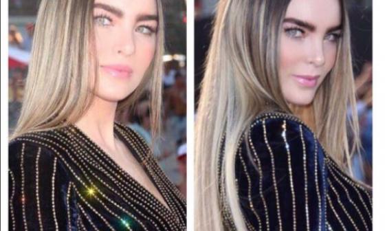 Critican a Belinda por maquillaje de sus cejas