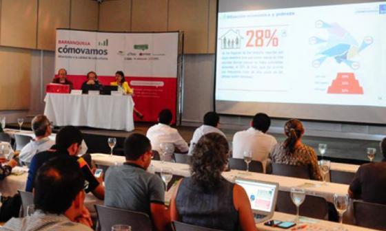Presentan en Bucaramanga los resultados de la Encuesta de Percepción Ciudadana