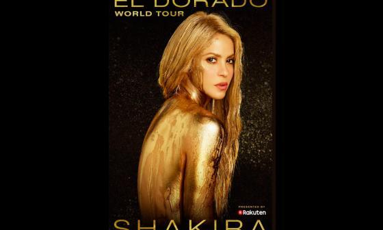 ¿Llegará la gira de Shakira a Colombia?