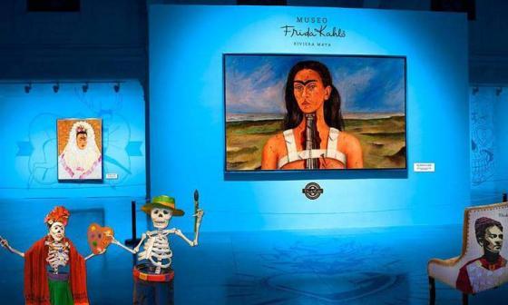 Inauguran museo de Frida Kahlo en Playa del Carmen, México