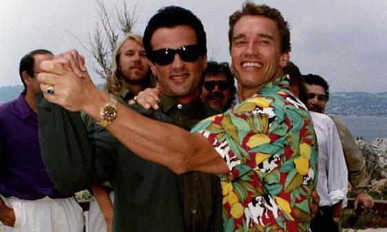 En video | Redes sociales enloquecen con baile hawaiano de 'Terminator'