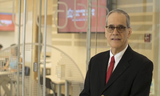 Jesús Ferro, rector de Uninorte desde hace 37 años, anuncia su retiro