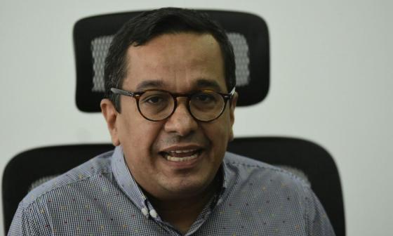 Carlos Rodríguez Navarro, contralor departamental.