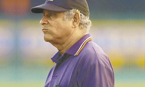 Roberto 'Bobby' Polo fue uno de los umpires de sóftbol y béisbol más respetados en el Atlántico.