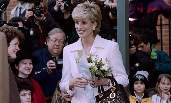 Diana, un cuento de hadas con final trágico
