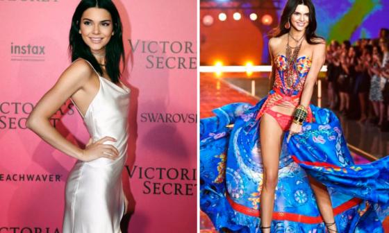 Kendall Jenner no participará en la pasarela de Victoria