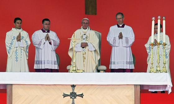 Texto de la homilía del Papa acerca de la reconciliación