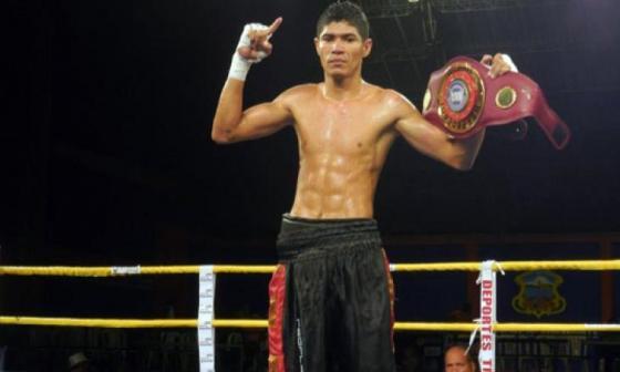 Bolivarense Luis Flórez regresa al  ring en EEUU