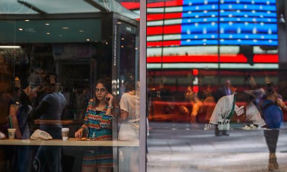 Starbucks cierra su tienda en línea en EEUU