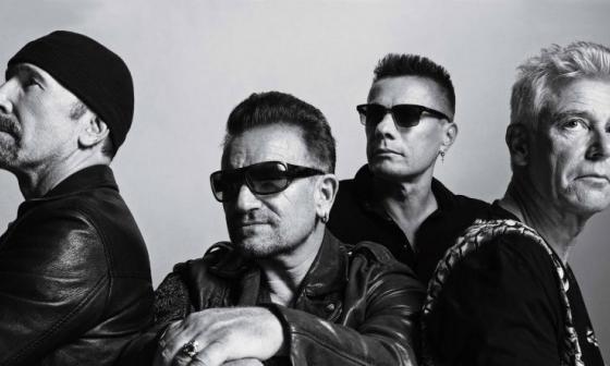 Con frase de García Márquez, U2 alienta a México tras terremoto