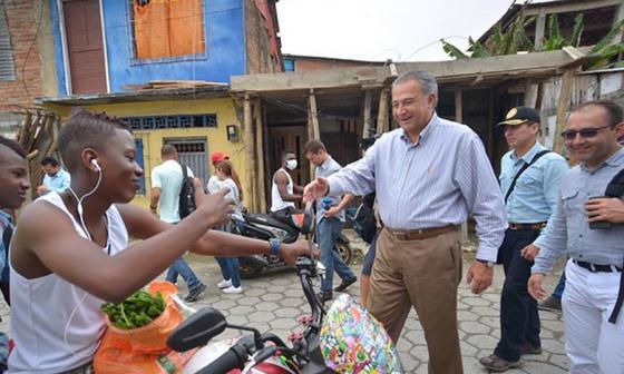Naranjo critica papel de Policía en hechos de Tumaco