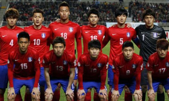 Corea del sur anuncia amistoso con Colombia