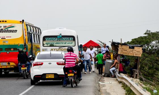 Hieren de un tiro a pasajero de bus de Baranoa en atraco