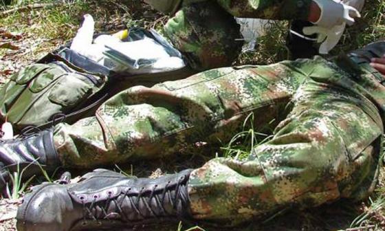 Miembros del Ejército Nacional fueron emboscados en Jamundí