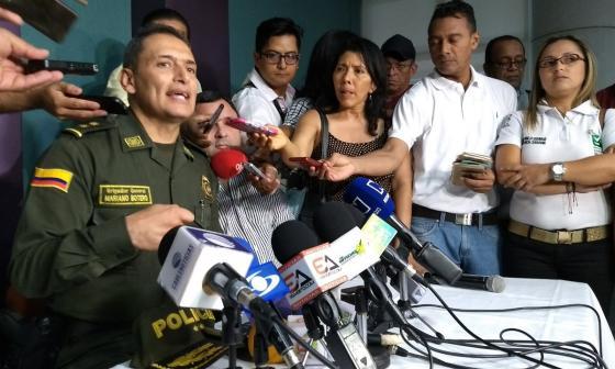 Policía confirma llegada de unidad antiextorsión para investigar asesinatos de chanceros