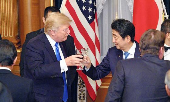 """""""Terminó tiempo de la paciencia con Corea del Norte"""": Trump"""