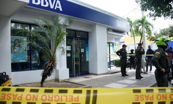 Bancos: se prende la alarma por seis robos en un mes