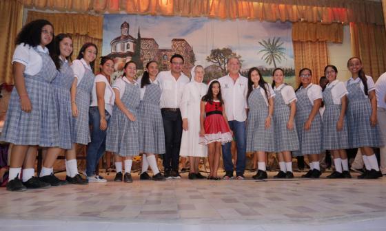 Rinden homenaje a los jóvenes más 'pilos' del Atlántico