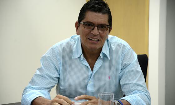Antonio Celia, presidente de Promigas