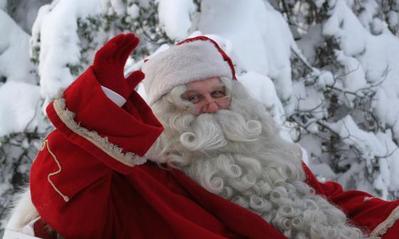 Científicos descubren restos del verdadero Santa Claus