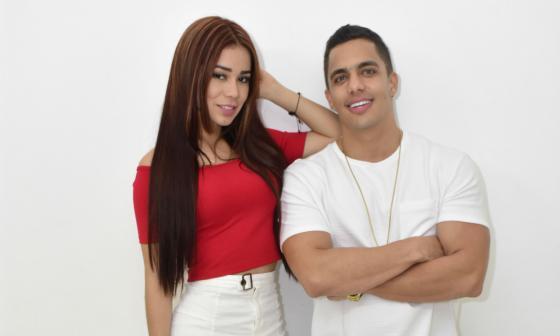 Andrés Altafulla y Giselle Rada, los protagonistas de moda