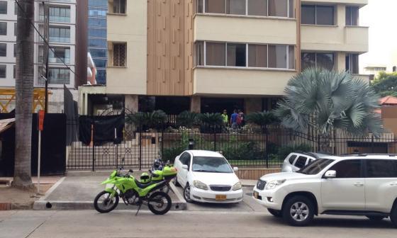 Investigan muerte de joven que cae de un edificio del norte de Barranquilla