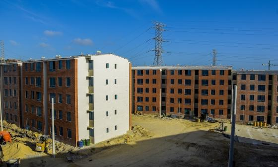 Villa Centroamericana estaría lista en marzo: Distrito