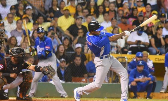 Pipe Urueta, a un triunfo del título en el beisbol dominicano