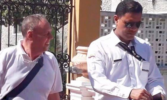 Detienen en Cartagena a español buscado con circular roja de Interpol