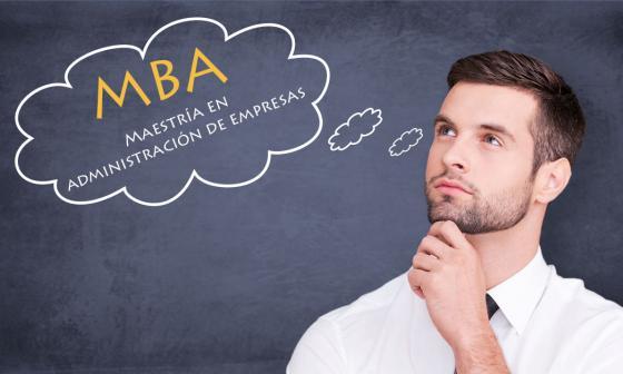 ¿Una Maestría en Administración de Empresas MBA por $795.000 pesos?