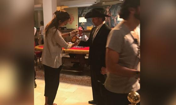 Chuck Norris estará tres días en Cartagena