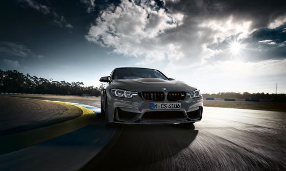 El nuevo BMW M3 CS, deportivo y dinámico
