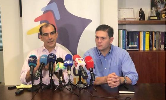 Jorge Mario Eastman, fórmula vicepresidencial de Juan Carlos Pinzón