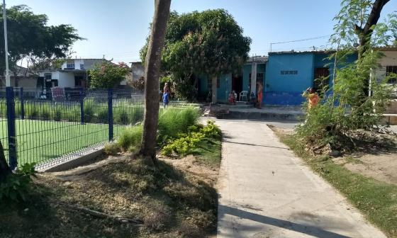 Sitio donde ocurrió el ataque el pasado martes 30 de enero.