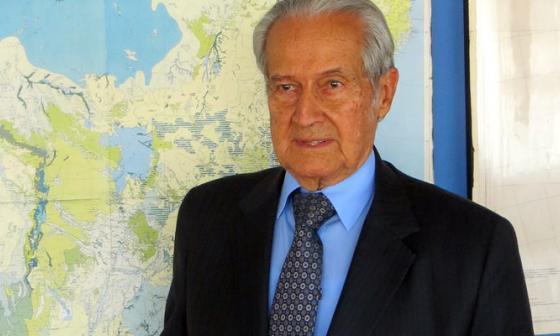 El líder conservador Mariano Ospina Hernández.