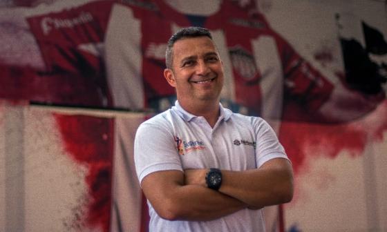 """""""Édgar Perea decía que mi zurda era comparable con la de Maradona"""": Armando Celedón"""
