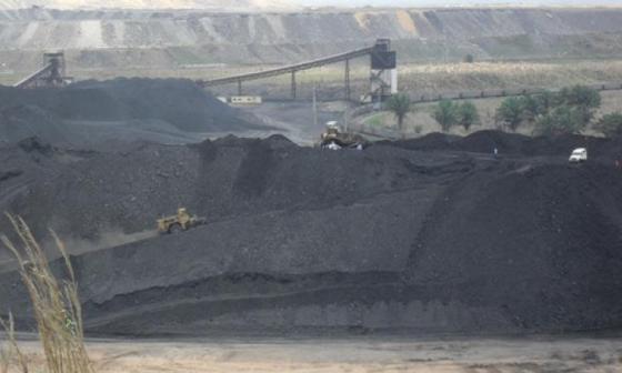 Instalaciones de las minas de Drummond en César.