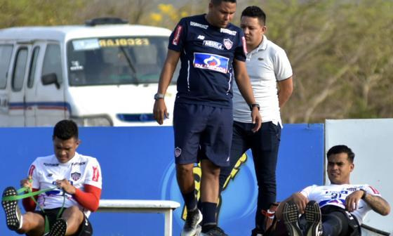 """""""No me voy a rendir, quiero regresar fuerte"""": Jefferson Gómez"""