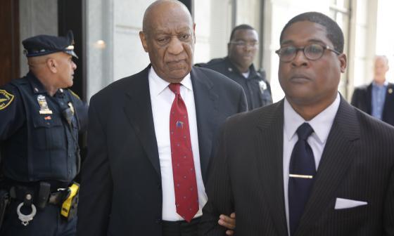 Con GPS será vigilado Bill Cosby tras su condena por agresión sexual