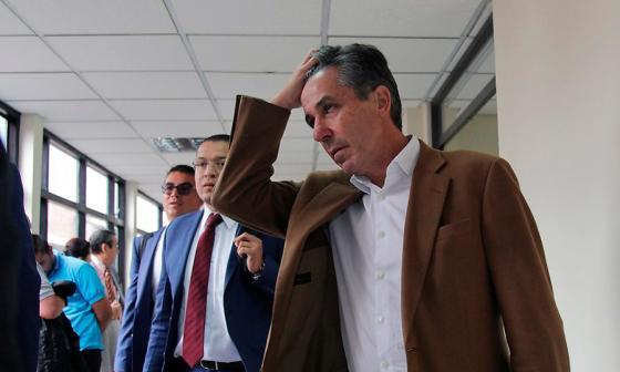 Roberto Prieto no aceptó cargos por irregularidades en campaña presidencial de Santos