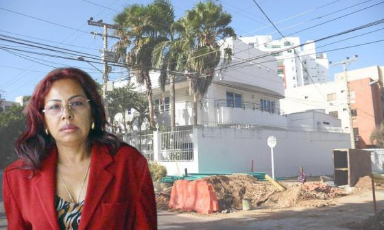 Tribunal Superior confirma revocatoria de prisión domiciliaria a Enilce López