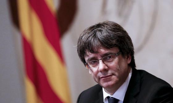 Gobierno español cierra el paso a una reelección de Puigdemont en Cataluña